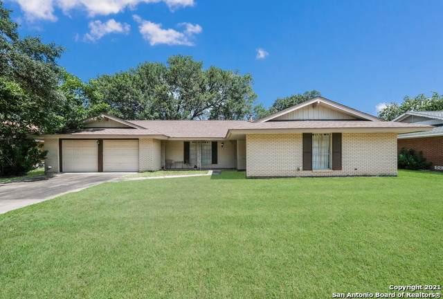 3123 Samar Dr, San Antonio, TX 78217 (MLS #1547889) :: Beth Ann Falcon Real Estate