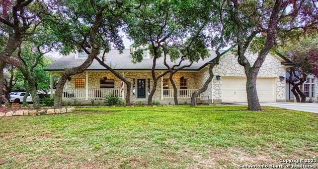 754 Slumber Pass, San Antonio, TX 78260 (MLS #1547907) :: The Real Estate Jesus Team
