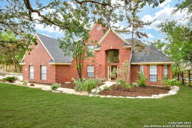 256 Deer Cross Ln, San Antonio, TX 78260 (MLS #1547935) :: The Real Estate Jesus Team