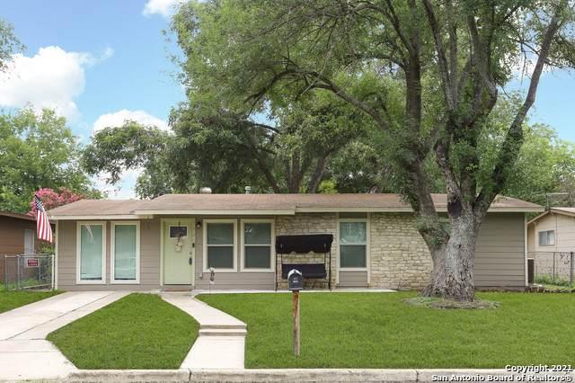 907 Dodic St, San Antonio, TX 78221 (MLS #1547938) :: Exquisite Properties, LLC