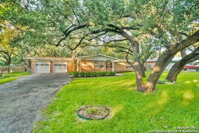 1359 Lockhill Selma Rd, San Antonio, TX 78213 (MLS #1547957) :: Exquisite Properties, LLC
