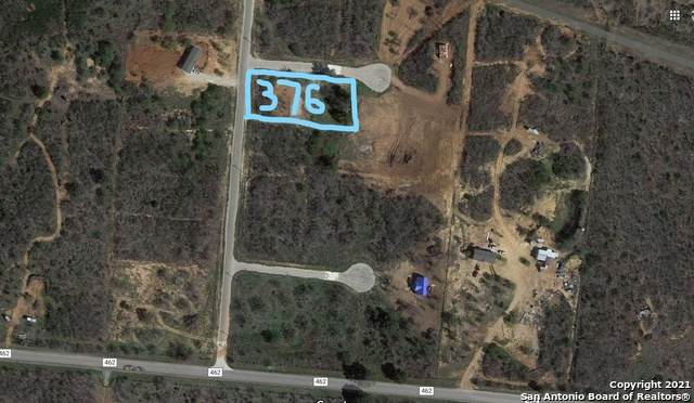 108 County Rd. 2638 Lot 376, Moore, TX 78057 (MLS #1547977) :: The Glover Homes & Land Group