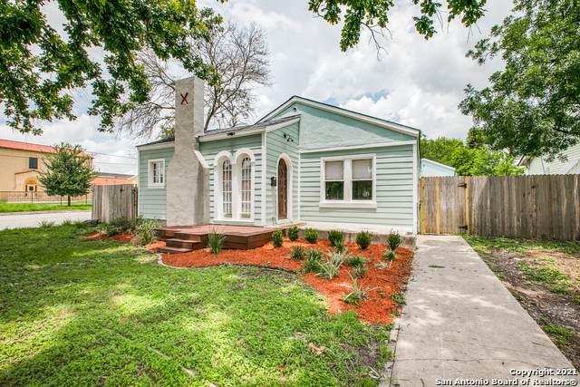 1649 W Magnolia Ave, San Antonio, TX 78201 (MLS #1547992) :: The Gradiz Group