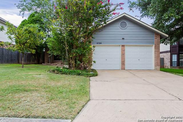 6326 Crab Orchard, San Antonio, TX 78240 (MLS #1548022) :: Carter Fine Homes - Keller Williams Heritage