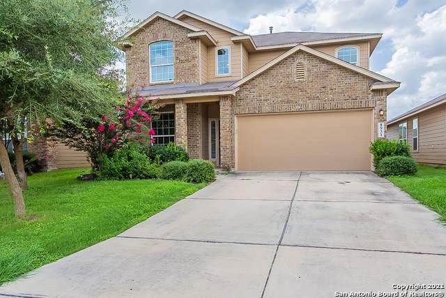 8931 Hubbard Hill, San Antonio, TX 78254 (MLS #1548024) :: The Gradiz Group