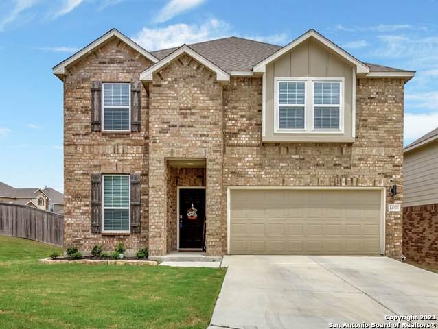 1451 Kedros, San Antonio, TX 78245 (MLS #1548041) :: Countdown Realty Team