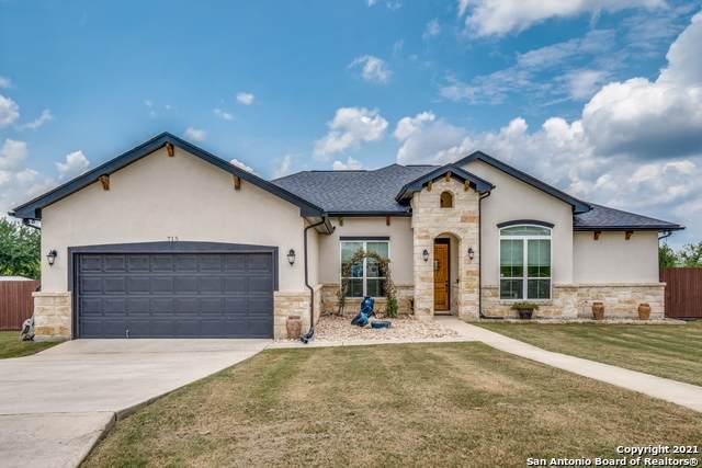 715 Abbott Ridge, St Hedwig, TX 78152 (MLS #1548072) :: ForSaleSanAntonioHomes.com