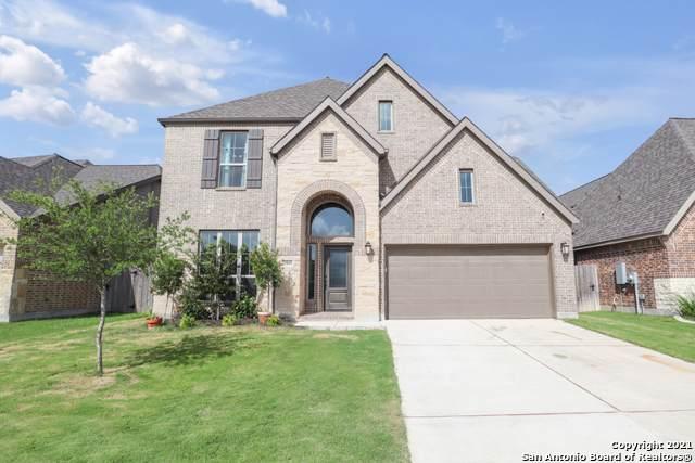 2993 Grove Terrace, Seguin, TX 78155 (MLS #1548100) :: Carter Fine Homes - Keller Williams Heritage