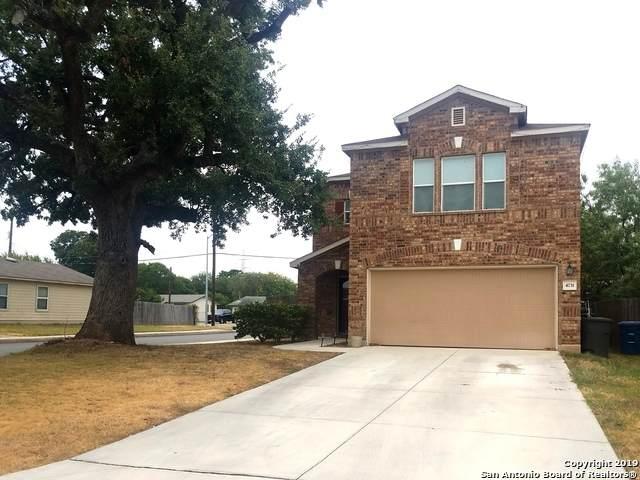 4731 Quiet Stream, San Antonio, TX 78222 (MLS #1548203) :: Exquisite Properties, LLC