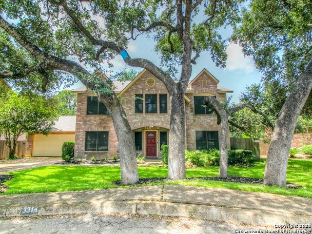 3314 Carbine Rd, San Antonio, TX 78247 (#1548278) :: The Perry Henderson Group at Berkshire Hathaway Texas Realty