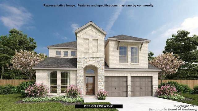 1445 Pitcher Bend, San Antonio, TX 78253 (MLS #1548287) :: Exquisite Properties, LLC