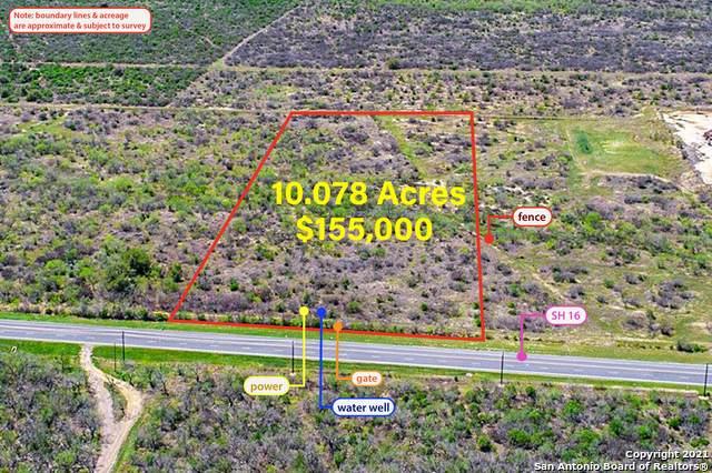 7769 Tx-16, Jourdanton, TX 78026 (MLS #1548299) :: The Real Estate Jesus Team