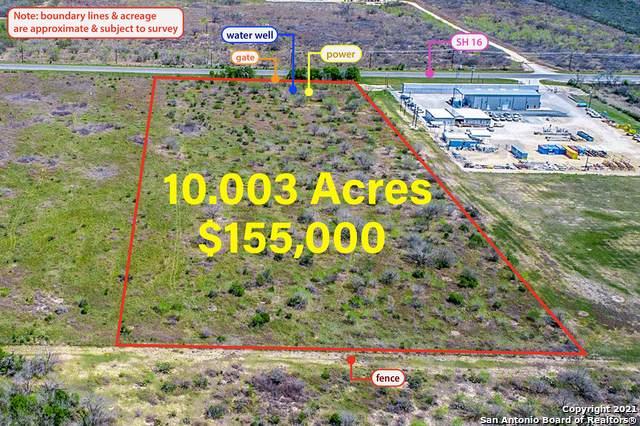 8329 Tx-16, Jourdanton, TX 78026 (MLS #1548302) :: The Real Estate Jesus Team
