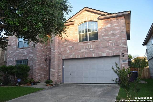 7442 Tranquillo Way, San Antonio, TX 78266 (MLS #1548319) :: The Real Estate Jesus Team