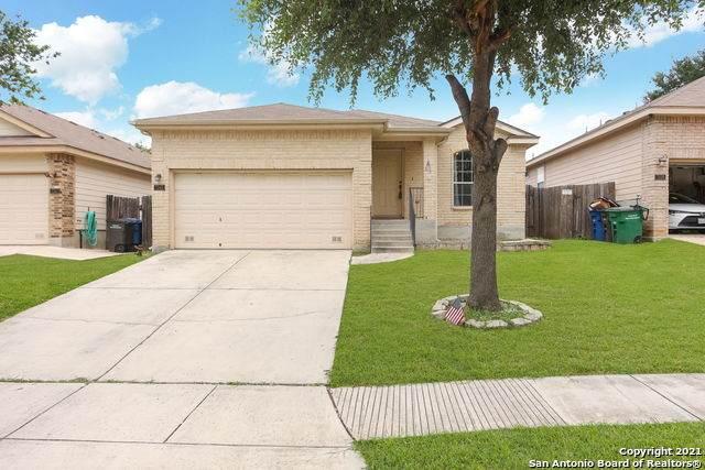 7343 Blazar Way, San Antonio, TX 78252 (MLS #1548335) :: The Real Estate Jesus Team