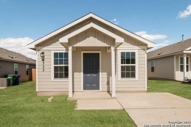8103 Serro Medina, San Antonio, TX 78252 (MLS #1548337) :: BHGRE HomeCity San Antonio