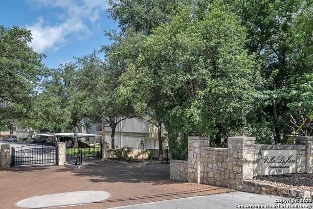 100 Lorenz Rd #1208, San Antonio, TX 78209 (MLS #1548349) :: Phyllis Browning Company
