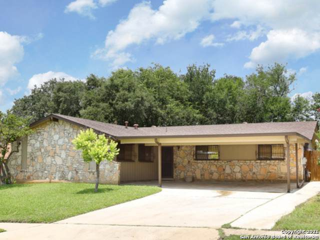 7427 Pipers Creek St, San Antonio, TX 78251 (MLS #1548350) :: The Lopez Group