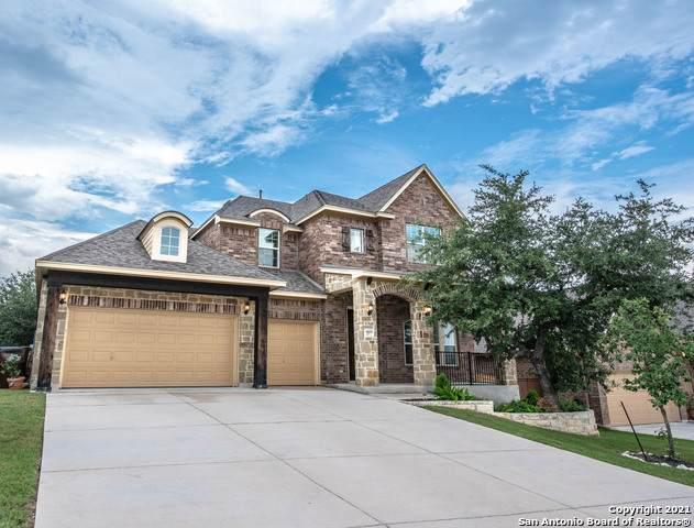 8109 Grierson Rd, San Antonio, TX 78255 (MLS #1548380) :: The Lopez Group