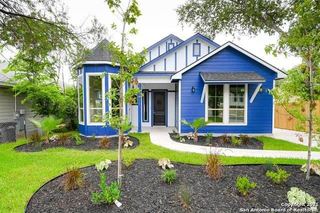 814 Poinsettia, San Antonio, TX 78202 (MLS #1548388) :: Exquisite Properties, LLC