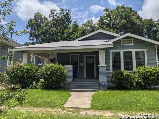 1108 W Huisache, San Antonio, TX 78201 (MLS #1548394) :: Carolina Garcia Real Estate Group