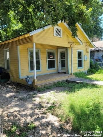 2504 San Luis St, San Antonio, TX 78207 (MLS #1548421) :: Carter Fine Homes - Keller Williams Heritage