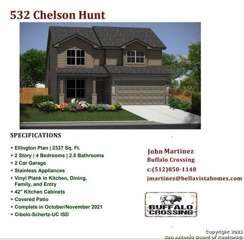 532 Chelson Hunt, Cibolo, TX 78108 (MLS #1548429) :: The Lopez Group