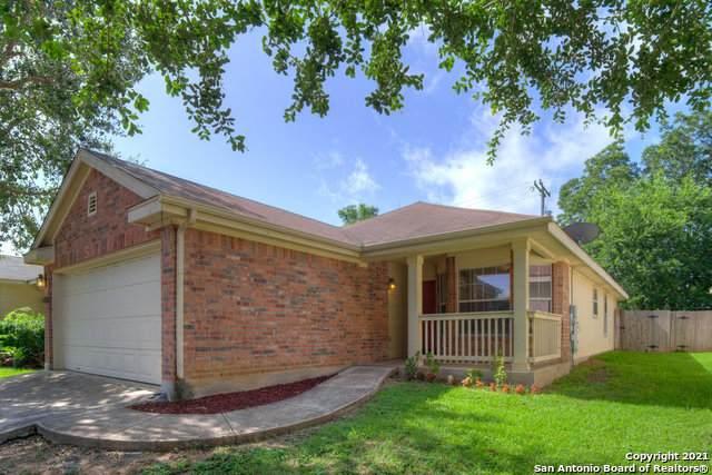 6639 Walnut Valley Dr, San Antonio, TX 78242 (MLS #1548444) :: Real Estate by Design