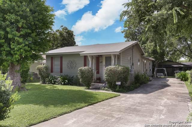 138 Alhaven Ave, San Antonio, TX 78210 (MLS #1548470) :: Exquisite Properties, LLC