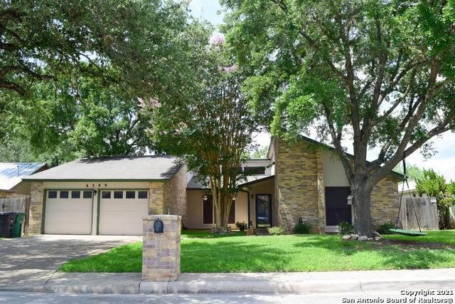 6309 Robinsnest, San Antonio, TX 78249 (#1548500) :: The Perry Henderson Group at Berkshire Hathaway Texas Realty