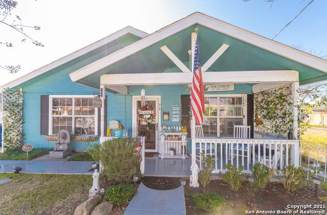 314 Wainwright St, San Antonio, TX 78211 (MLS #1548523) :: The Glover Homes & Land Group