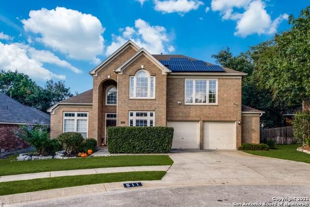 511 Windbreak Ct, San Antonio, TX 78258 (MLS #1548534) :: Concierge Realty of SA