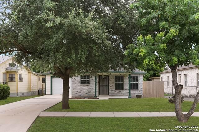 1936 W Mistletoe Ave, San Antonio, TX 78201 (MLS #1548540) :: Vivid Realty
