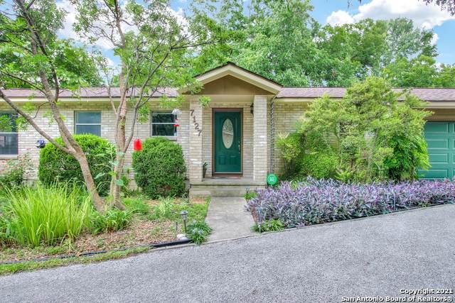 7127 Thrush View Ln, San Antonio, TX 78209 (MLS #1548543) :: Carolina Garcia Real Estate Group