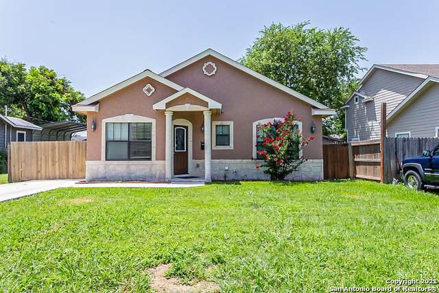 822 Topeka Blvd, San Antonio, TX 78210 (MLS #1548550) :: Phyllis Browning Company