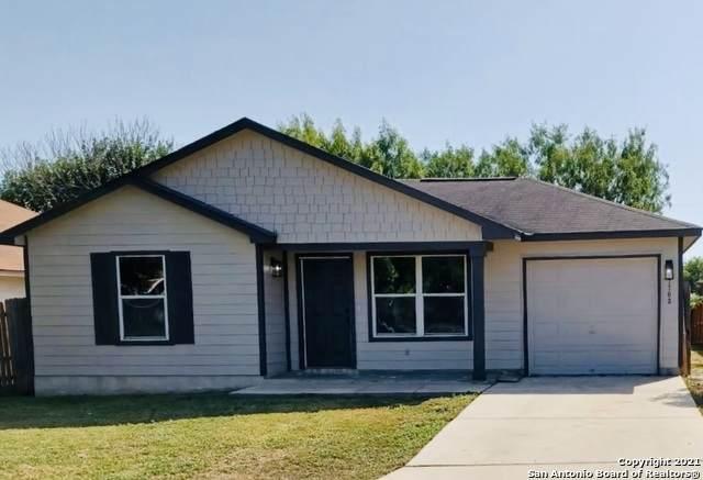 7703 Monte Seco, San Antonio, TX 78233 (MLS #1548555) :: Phyllis Browning Company