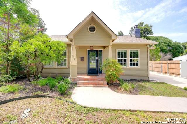 116 Lamont Ave, Alamo Heights, TX 78209 (MLS #1548562) :: The Mullen Group | RE/MAX Access