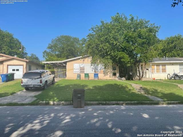 3718 S Olive St, San Antonio, TX 78223 (MLS #1548570) :: The Rise Property Group