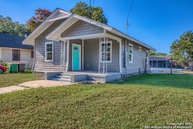 151 Saint Francis Ave, San Antonio, TX 78204 (MLS #1548613) :: EXP Realty