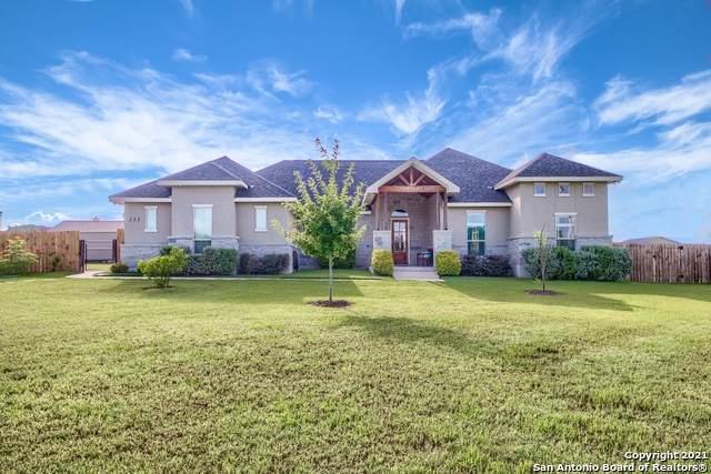 133 Westfield Landing, La Vernia, TX 78121 (MLS #1548648) :: Exquisite Properties, LLC