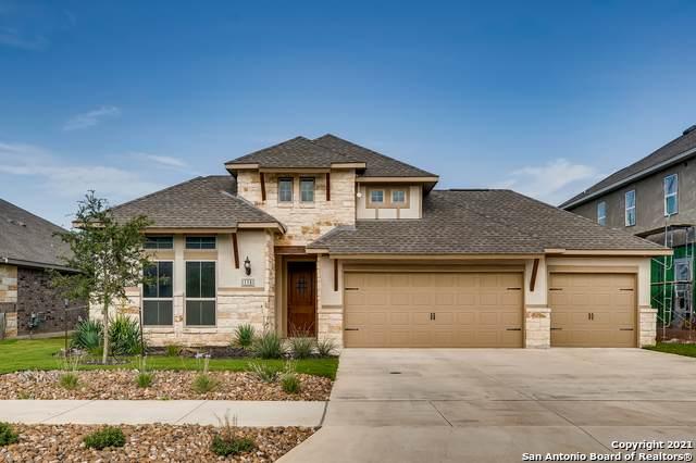 116 Simpatico, San Antonio, TX 78006 (MLS #1548656) :: Countdown Realty Team