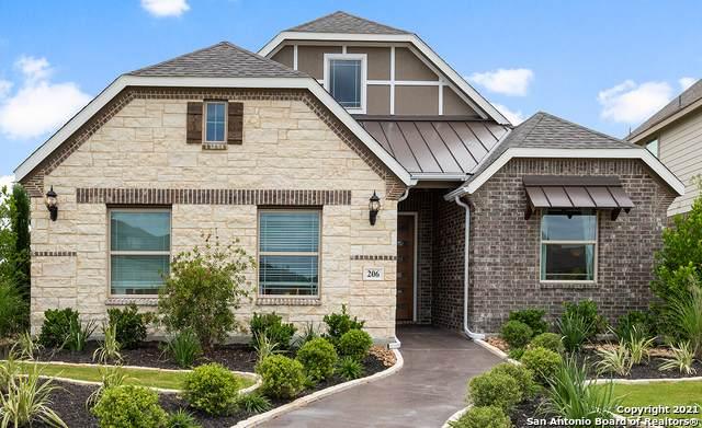 206 Aspen Dr, Boerne, TX 78006 (MLS #1548663) :: Carter Fine Homes - Keller Williams Heritage