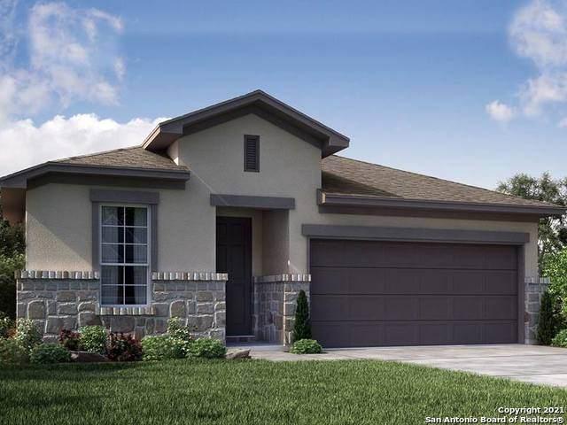 2515 Verona Way, San Antonio, TX 78259 (MLS #1548698) :: The Gradiz Group