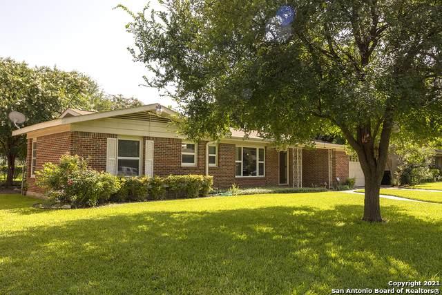110 Rosemont Dr, San Antonio, TX 78228 (MLS #1548728) :: Exquisite Properties, LLC