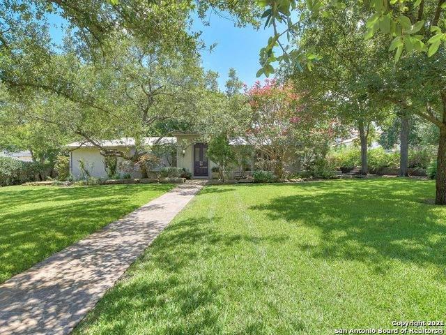100 Tuttle Rd, San Antonio, TX 78209 (MLS #1548748) :: Carter Fine Homes - Keller Williams Heritage