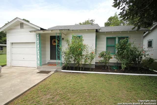 215 Isabel St, San Antonio, TX 78210 (MLS #1548774) :: Exquisite Properties, LLC