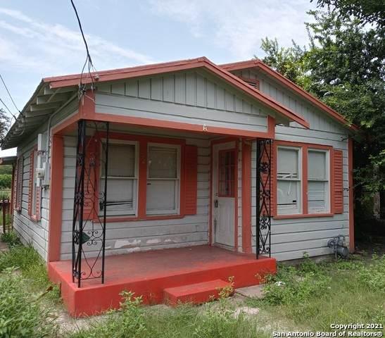252 Angela St, San Antonio, TX 78207 (MLS #1548778) :: The Lopez Group
