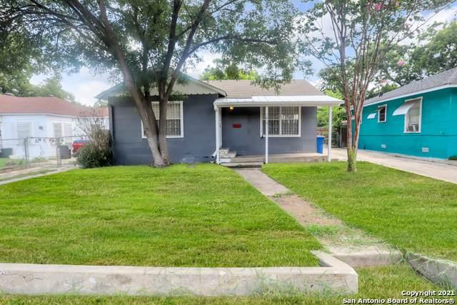 1815 Steves Ave, San Antonio, TX 78210 (MLS #1548780) :: Santos and Sandberg