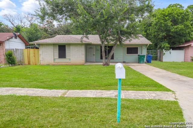 12236 El Santo Way, San Antonio, TX 78233 (MLS #1548810) :: Carolina Garcia Real Estate Group