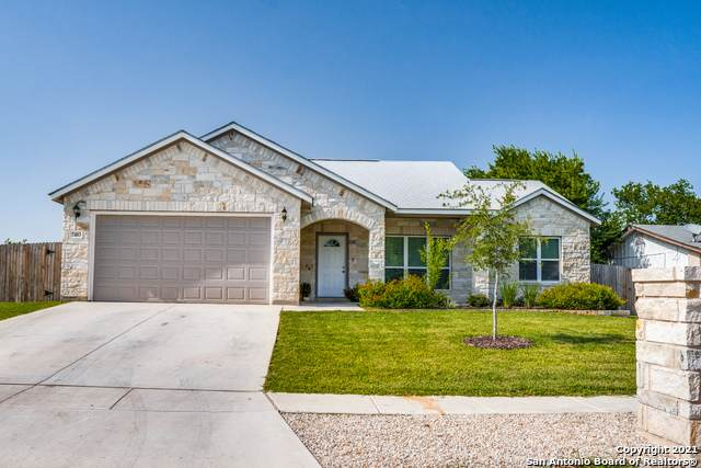 7403 Brook Valley Dr, San Antonio, TX 78242 (MLS #1548909) :: Carter Fine Homes - Keller Williams Heritage